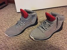 177c048dfaebda ADIDAS Derrick D Rose Size 11.5 Gray Chicago Bulls Red G48810 Men High Shoes