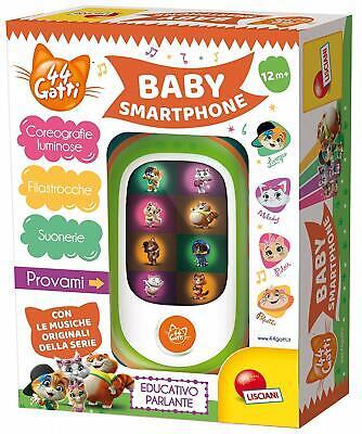 44 Gatti Baby Smartphone Led Pulizia Della Cavità Orale.