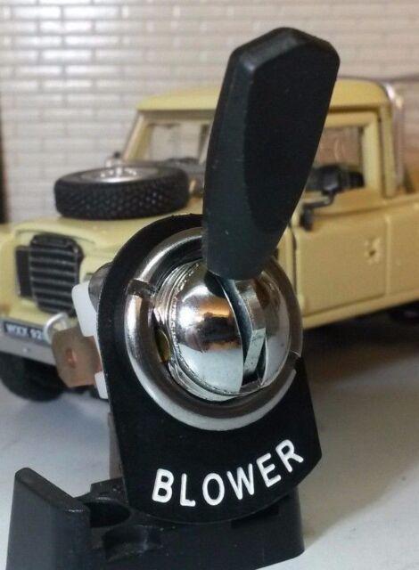 Blower Switch Genuine Lucas RTC430 Dash Panel SPB200 Land Rover Series 2a 3