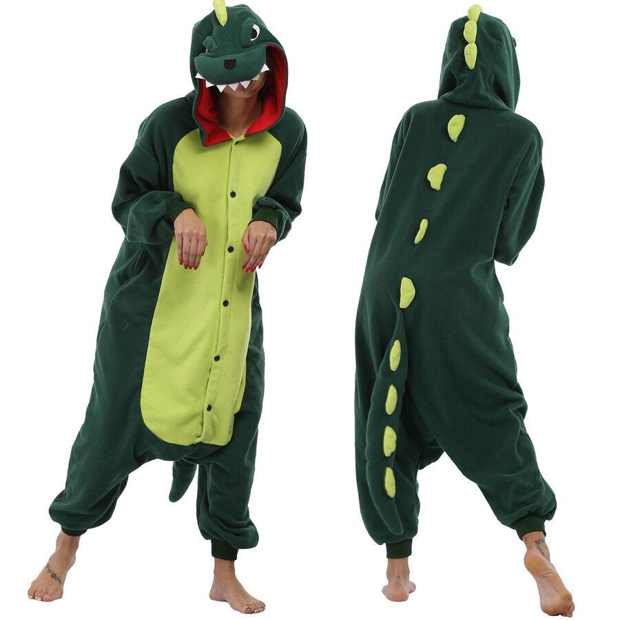 Unisex Adult Animal 1Onesie1 Kigurumi Pyjamas Fancy Dress Halloween Costume Xmas 4