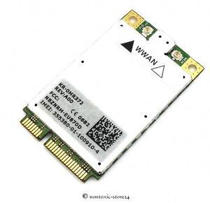 WWAN-UMTS-HSDPA-5520-Card-Karte-mini-pci-E-D820-D631
