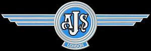 AJS-London-XL-Regal-Raptor-Silverhawk-ecusson-brode-patche-Thermocollant-patch