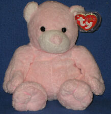 ed1acccce9f Ty Pluffies Pudder The Pink Bear Plush Stuffed Animal 9