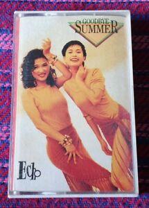 HK ECHO ( ECHO) ~ Goodbye Summer ( Malaysia Press ) Cassette