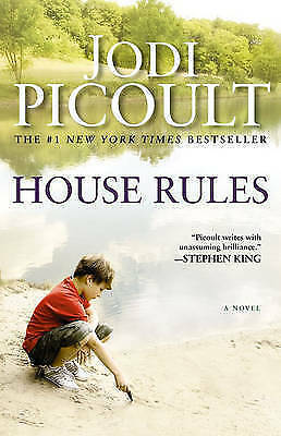1 of 1 - House Rules by Jodi Picoult (Paperback / softback)