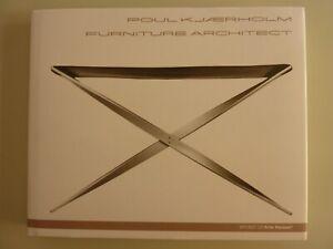 BUCH-POUL-KJAERHOLM-Furniture-Architect-by-Michael-Sheridan-Gebundene-Ausgabe