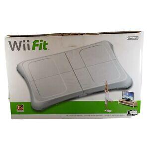 Nintendo Wii Fit Balance Board With Original Box