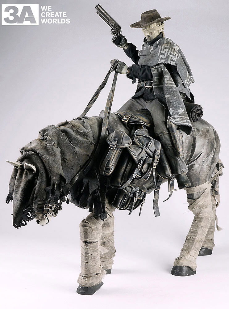 ThreeA Toys  12  Figure Dead Equine Super Set 3A Toys
