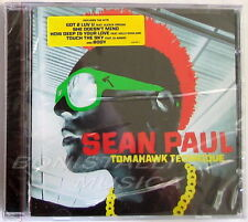 SEAN PAUL - TOMAHAWK TECHNIQUE - CD Sigillato