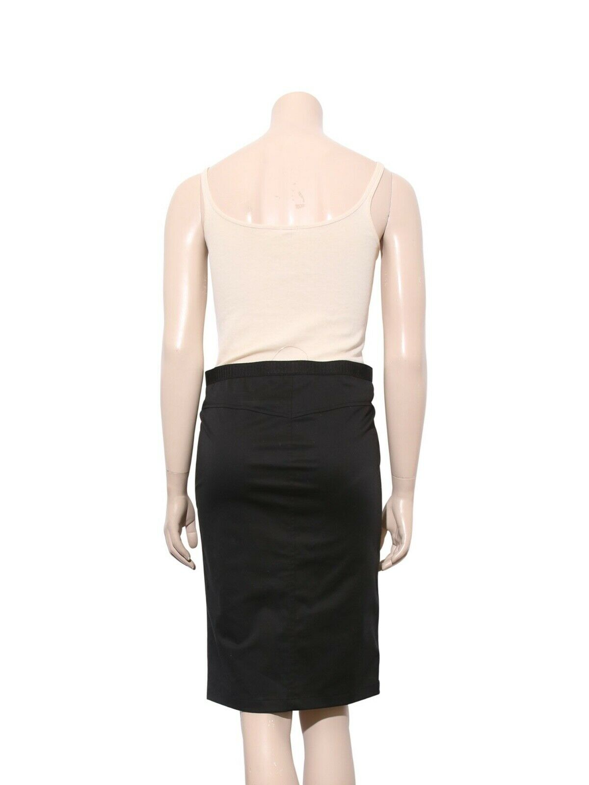 PRADA Cotton Pencil Skirt (Size 38) - image 3