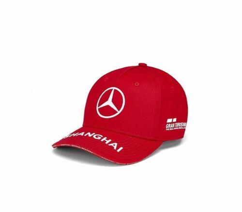 OEM GENUINE MERCEDES BENZ AMG Lewis Hamilton China GP 2019 Special Edition Cap