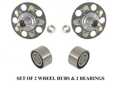 2006 fits Honda CR-V Rear Wheel Bearing - Two Bearings Included with Two Years Warranty Note: 4WD 4-Wheel ABS Left and Right