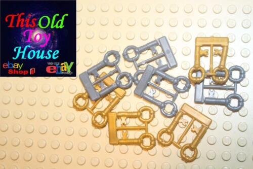 CHOICE OF COLOR NEW or pre-owned Lego 40359 ANTIQUE KEYS 2pcs