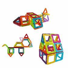 210 Pcs MINI Magnetic Building Blocks Tiles Toys Educational Construction Set