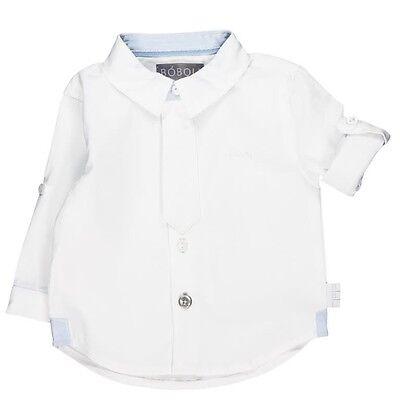 Baby Hemd Weiß