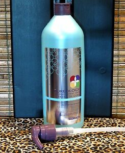 Pureology-Strength-Cure-Cleansing-Conditioner-33-8-oz-Liter-w-pump-Condition