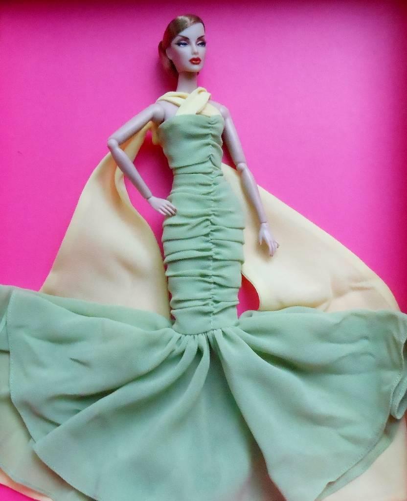 12  Joe Tai Outfit  Fit Fashion Royalty Monogram  Cali  Cara NU  Modelo Muse  Htf