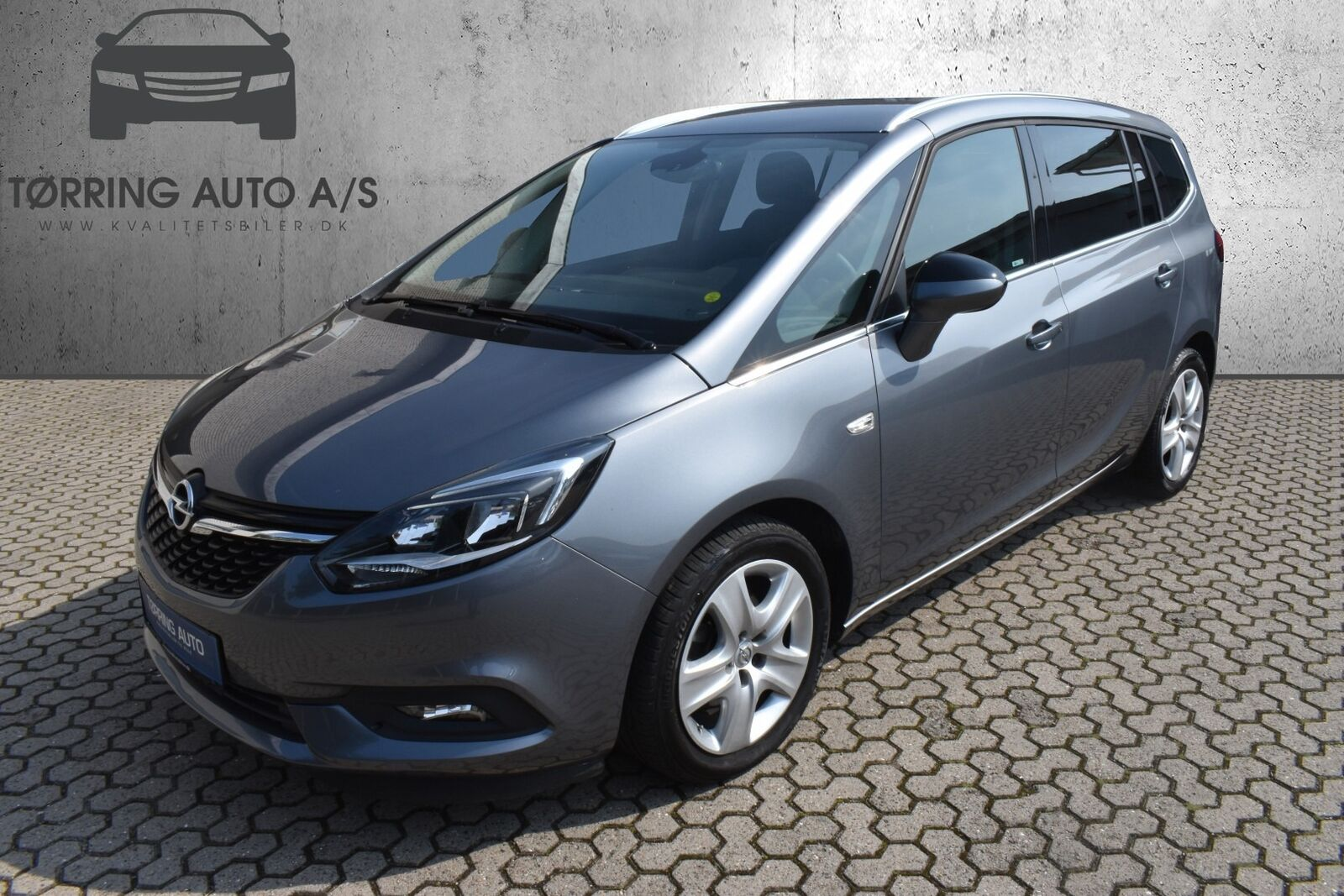 Opel Zafira Tourer 1,4 T 140 Enjoy aut. 5d