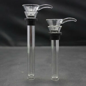 High-Quality-Various-length-Glass-Downstem-Slider-Set-With-Gaskets-with-O-Rings