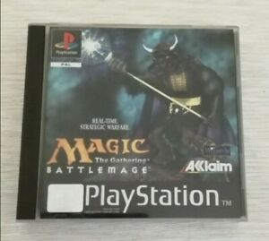 MAGIC-THE-GATHERING-OF-THE-BATTLEMAGE-PS1-NUOVO