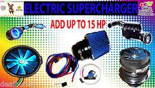 Kia Mitsubishi Electric Turbo Air Intake Supercharger Fan Power - FREE USA SHIP