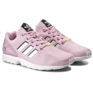 real adidas zx flux rosa rot 3057f 164c6