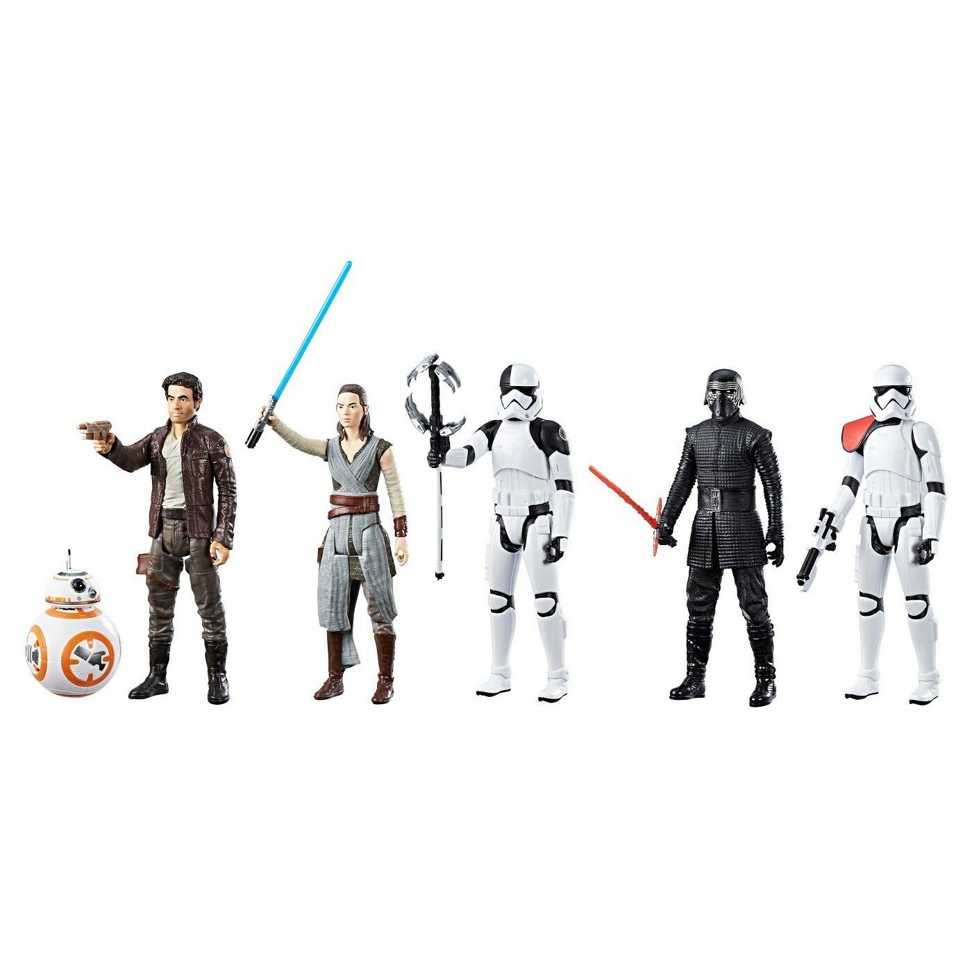 Star Wars: The Last Jedi Figures 12