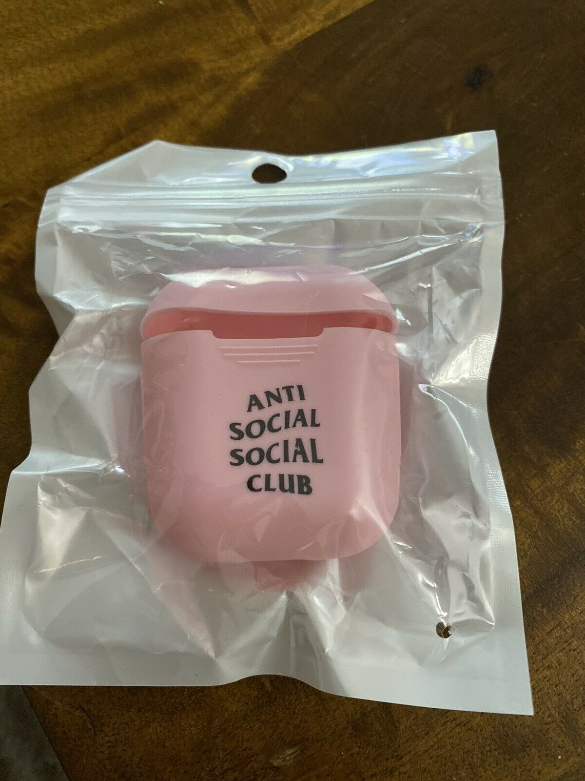 Anti Social Social Club Air Pods Case Lost And Found Cover Apple