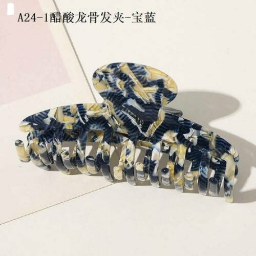 Hair Clip for Womens Strong Large Traditional Clip Claw Jaw Clamp Grip Thick UK