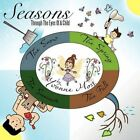 Seasons Through The Eyes of a Child by Yvonne Moss Paperback Book English