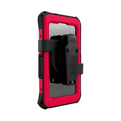 Trident Case AMS-BB-Z10-RED Kraken AMS w/ Holster for BlackBerry Z10 - Red