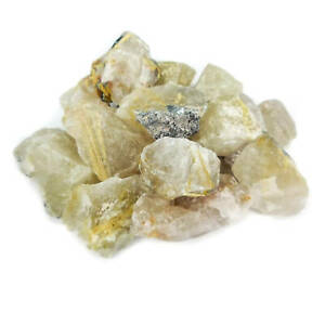 Bulk-Wholesale-Lot-1-LB-Gold-Rutilated-Quartz-One-Pound-Rough-Raw-Stones