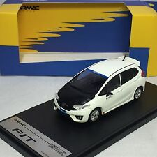 1/43 IXO Tarmac Honda Fit RS Spoon Sports 2014 White T10-WH