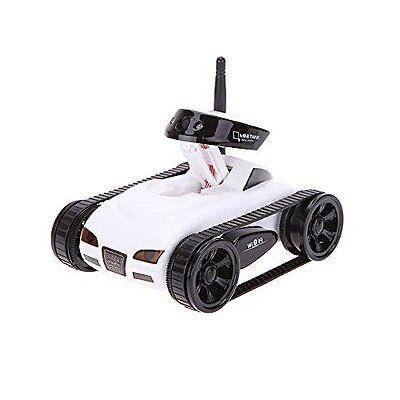 New Wifi Mini I-Spy Rc Tank Car Camera Cars Happy Cow With 30W By Goolrc