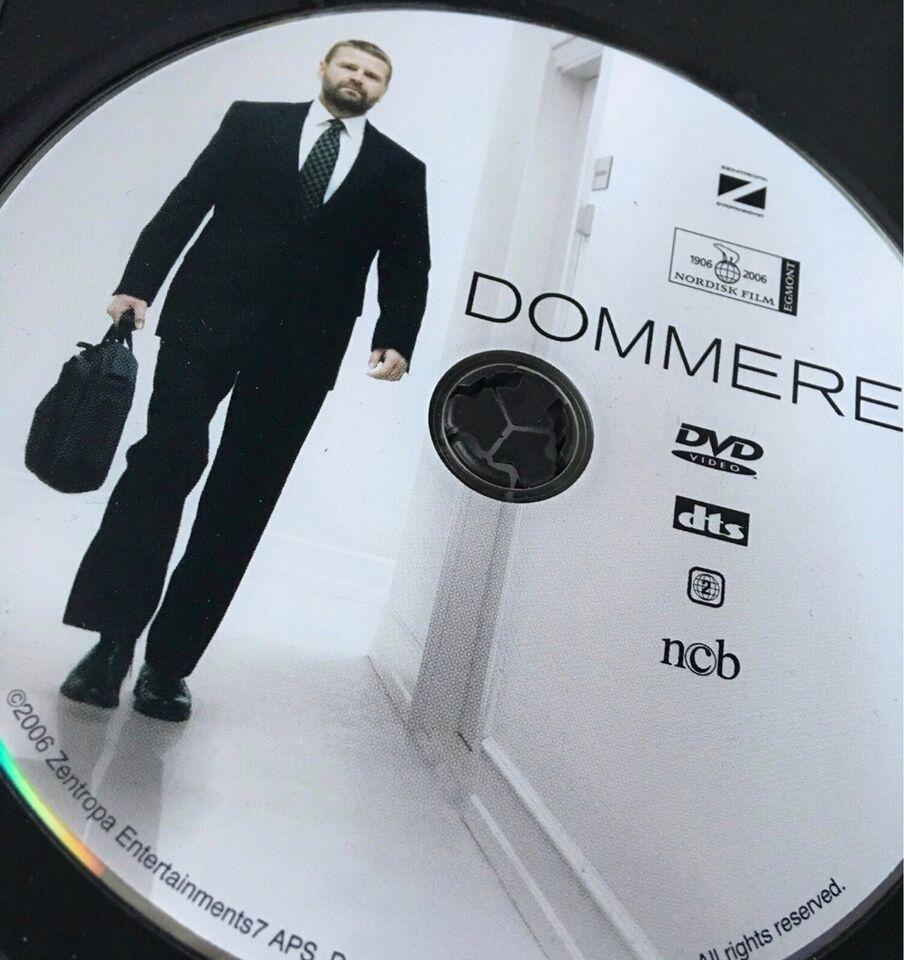 Dommeren, DVD, drama