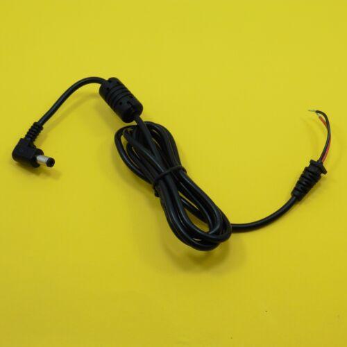 Angle Droit 2.1x5.5mm Male Plug DC12V Power 1.2 m Câble d/'extension pour CCTV Caméra