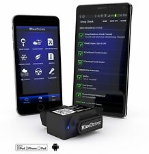 BlueDriver Bluetooth Professional OBDII Scan Tool for iPhone iPad & Android