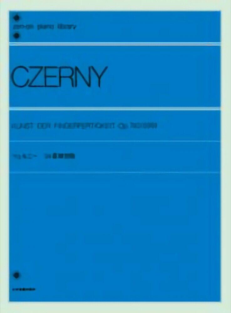 De Czerny Kunst der fingerfertigkeit Op.740 Zen-en Zen-en Zen-en la puntuación de la Biblioteca de piano Partituras 6c4c5c