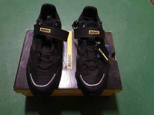 1-paire-de-Chaussures-velo-vtt-homme-Mavic-XA-Elite-taille-43-1-3-neuf-en-boite