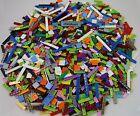 LEGO - Assorted Tiles Lot 1x2 2x2 1x4 1x6 1x8 - Flat Finishing Plate Smooth Bulk