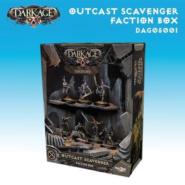 Dark Age  Outcast Faction Starter - DAG05001