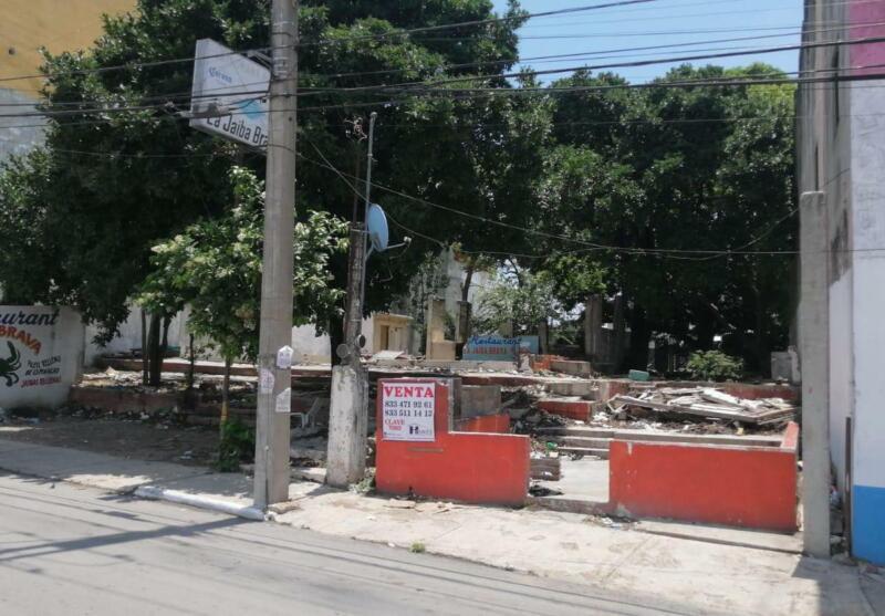 Venta de terreno en Col. Esfuerzo Nacional, Cd. Madero, Tamaulipas.