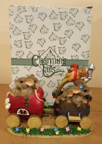 2000 Special Edition car trip vacation Charming Tails 98//229 Expo Bound