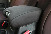 Jeep Wrangler Console Cover Neoprene Black Jk 2011, 2012, 2013, 2014, 2015, 2016