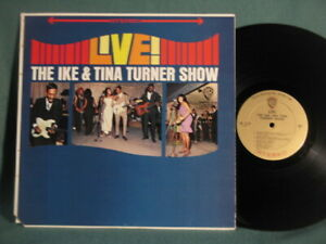 The-Ike-amp-Tina-Turner-Show-Live-Warner-Brothers-Stereo-LP-Record-MINT-SOUL