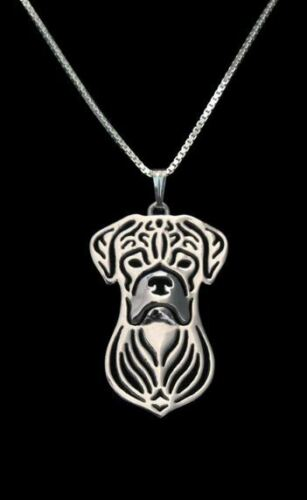 Silver Jack Russell Terrier Smooth Jewellery Pendant Necklace Gift with Chain