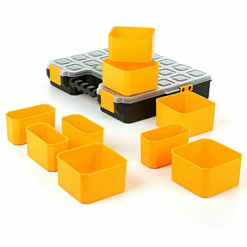 Professional Tool Box Organiser Heavy Duty Storage Case Box Carry Case Toolbox