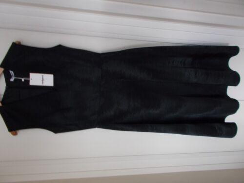 Cacharel Nuovo taglia vestito etichetta 38 nero con xqw4InrAqz