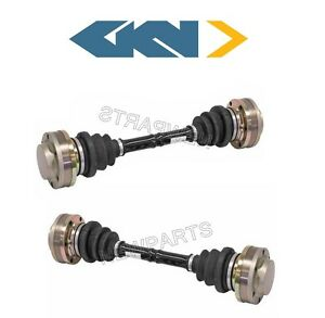 For-BMW-E28-E24-524td-M6-528e-Pair-Set-of-Rear-Left-amp-Right-Axle-Shafts-GKN-OEM