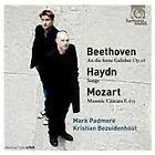 Beethoven: An die ferne Geliebte, Op. 98; Haydn: Songs; Mozart: Masonic Cantata K. 619 (2015)